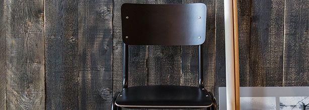 Stapelbare stoelen